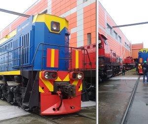 السكة الحديد تستقبل أول ماكينة لفحص القضبان آليا قبل نهاية نوفمبر..  فحص خطوط السير
