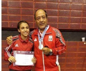 مصرية فى الأوليمبياد.. لاعبة المصارعة النسائية سارة جودة تكشف أسباب الإخفاق