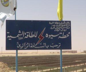 بالتعاون مع الإمارات..تفاصيل إنشاء أكبر محطة توليد كهرباء بالطاقة الشمسية في مصر