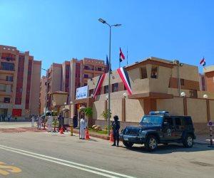 بعد ساعات من تحذير اللجنة الجيولجية.. نقل أكثر من 70 أسرة من منشأة ناصر للأسمرات