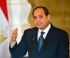 السيسي يوافق على اتفاقي قرض بـ 105 ملايين دولار لمشروع محطة أبو رواش