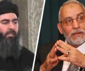 بعد مقتله.. العلاقة التنظيمية بين أبو بكر البغدادي والإخوان الإرهابية