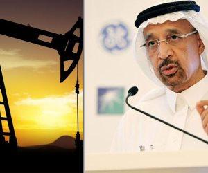 هكذا صفع الإعلام الدولي أكاذيب قطر.. خالد الفالح يسرق الأضواء في اجتماع الأوبك (صور)