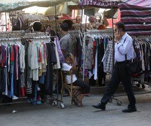 هنا مهرجان وكالة البلح للأزياء.. لبس «ولاد الذوات» بأسعار «الغلابة»
