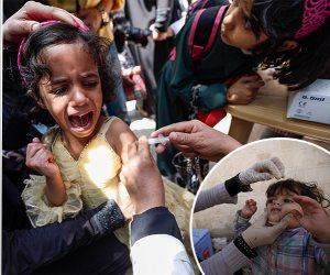 نصائح وإرشادات ولقاحات جديدة.. تعرف على استعدادت الصحة لمواجهة مرض  «شلل الأطفال»