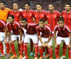 التشكيل الرسمي للأهلي في مباراة الترجي التونسي