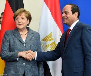 السيسي في ألمانيا للمرة الثالثة.. مصر تقود تنمية أفريقيا انطلاقا من قمة برلين