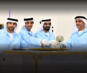 إطلاق «خليفة سات».. غدًا الإمارات على موعد مع غزو الفضاء بيد شبابها