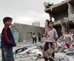 مجموعة حوثية تفشل في إيقاف ندوة بجنيف عن دعم قطر للإرهاب باليمن