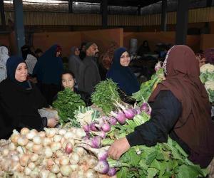 أسعار الخضروات والفاكهة اليوم الإثنين 27-1-2020.. الملوخية بـ 4 جنيه للكيلو