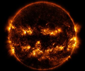 الهالوين مع ناسا غير.. صور مرعبة من خارج الكوكب احتفالا بعيد الرعب