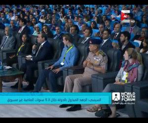شباب العالم يعزون مصر فى ضحايا حادث المنيا الإرهابى