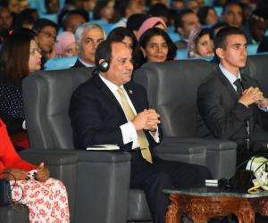"""دفعة جديدة من الرئيس باتجاه المستقبل.. السيسي يوافق على رعاية """"مصر تستطيع بالتعليم"""""""