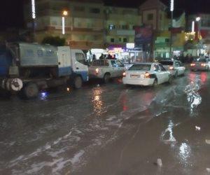 بسبب الأمطار والسيول.. الإدارة العامة للمرور تغلق 6 طرق رئيسية تجنبا للحوادث