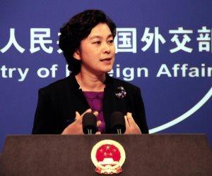 الصين تدين الهجوم الإرهابى بالمنيا
