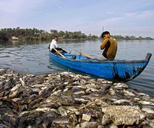الديكتاتور يواصل الفساد في الأرض.. تركيا توجه ضربة قاصمة للأسماك بالعراق