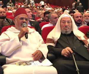 هل تكتب رئاسة «الريسوني» لاتحاد علماء المسلمين نهاية التنظيم الدولي للإخوان؟ (صور)