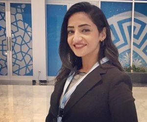 ياسمين محفوظ: منتدى شباب العالم رسالة سلام عنوانها «مصر»