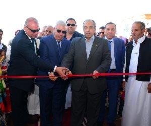 بتكلفة 10 ملايين جنيه.. وزير الزراعة يفتتح مصنعا لإنتاج التمور فى واحة سيوة