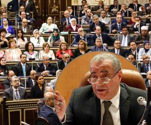 رئيس «اقتراحات النواب» لوزير التموين: وقائع إهدار المال مدعومة بالمستندات