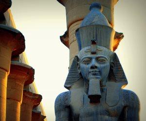 رمسيس الثاني الذي سيكون في استقبال زوار المتحف الكبير .. تعرف عليه