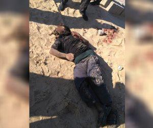 مقتل عنصرين إرهابيين شديدى الخطورة في اشتباك مع الشرطة بالقليوبية..صور