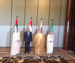 بعد إعلان «شكري تمسك الرباعي بها.. «صوت الأمة» يعيد نشر شروط عودة الحوار مع الدوحة