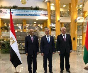 زينوا الشورع بعلم مصر.. ماذا قال رئيس مجلس النواب في أول زيارة رسمية لبيلاروسيا؟