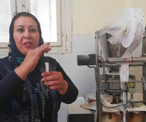 قصة نجاح ريهام الغريب.. من حاصلة على ماجستير لصاحبة مصنع تعبئة سكر لفنادق الغردقة
