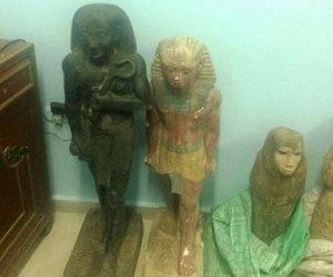 10 مواد قانونية حددت الجهة المسئولة عن حماية آثار مصر وعقوبات المهربين