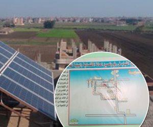 خليج السويس وشرق وغرب النيل.. أهم المناطق للاستثمار في توليد الطاقة الشمسية