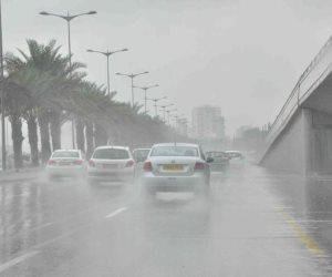 طقس الأحد.. توقعات بسقوط أمطار على السواحل الشمالية ومناطق بالوجه البحري