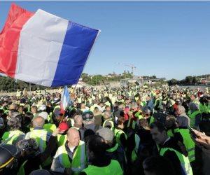أعمال عنف تصل الشانزليزيه.. الستر الصفراء VS الشرطة الفرنسية: موجة غضب أشد عنفا السبت