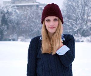 في الشتاء الشعر خليه أخر همك.. «الأيس كاب» جع موضة تاني
