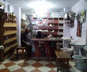 «ست بـ100 راجل من بتوع القهاوي».. حكاية أشطر سباكة في كفر الشيخ (صور)
