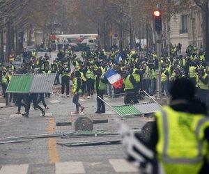 الانفلات الأمني يحاصر فرنسا.. «السترات الصفراء» تقر حزمة طلبات سياسية جديدة