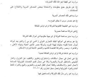 المتهمون حولوا الأموال لبنوك قطر.. مفاجآت مثيرة في تحقيقات قضية فساد المليار دولار