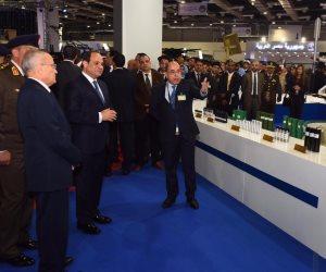 خلال افتتاح معرض «إيديكس 2018».. وزير الدفاع: الجيش المصرى معتصما بقوته ووحدته