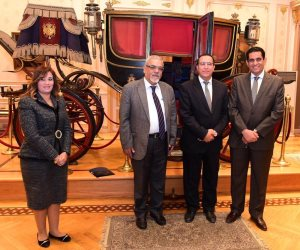مصر الحضارة.. ماذا قال وفد بنك التنمية الأفريقي للبرلمان عن المتحف الكبير؟