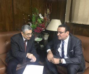تصحيح أخطاء فواتير شبرا الخيمة.. وزير الكهرباء يستجيب للمتحدث باسم البرلمان