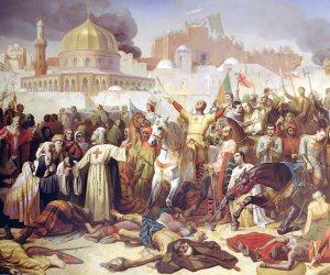 «الحملة الشعبية».. نواة انطلاق الحملات الصليبية على الشرق الأوسط (صور)