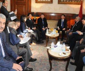 رئيس استئناف القاهرة لوفد القضاء الصيني: مصر ليس بها اعتقالات والقبض يتم في إطار القانون