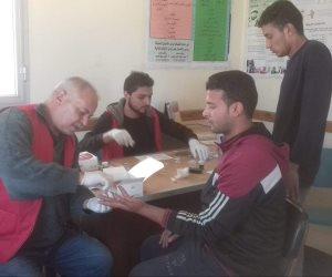 في أول أسبوع.. «شوشة» يعلن أعداد المستفيدين من فحوصات «100 مليون صحة» بشمال سيناء