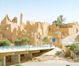 حي الطريف التاريخي.. هنا قامت الدولة السعودية الأولى (صور)
