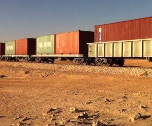 السكك الحديد تطور خدمات نقل البضائع.. كيف تخطط «الهيئة» لزيادة إنتاجها إلى 2 مليار؟