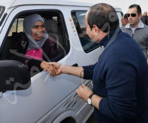 خبير نفسى: صورة «نحمدو» مع السيسي حافز للمصريين على العمل والاجتهاد