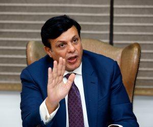 محمد حمودة: القانون الدولى فى صف مصر بأزمة سد النهضة
