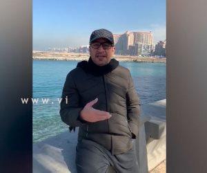 بعد غياب 3 أشهر.. «بهزاد»: مصر تتقدم وفي أفضل حال رغم أنف المغرضين (خاص)