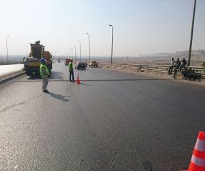 تطوير الطريق الدائري.. ثورة إصلاحات في شريان القاهرة الكبرى