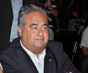 """ننفرد بنشر """"مخالصة"""" سداد مديونيات رجل الأعمال رامي لكح لبنكي مصر والقاهرة"""